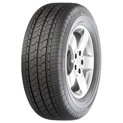 The new summer van tyre Barum Vanis 2., Der neue Sommer Vanreifen Barum Vanis 2.,