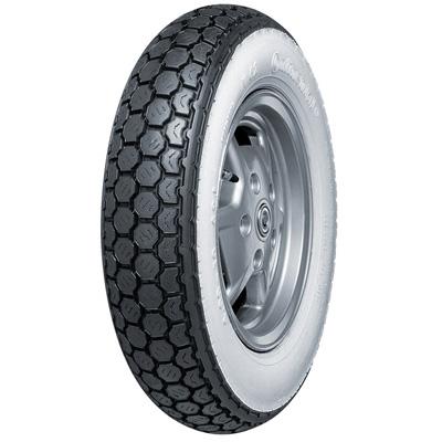 The traditional tyre for rider seeking a retro look., Der Klassiker für die Oldschool.,