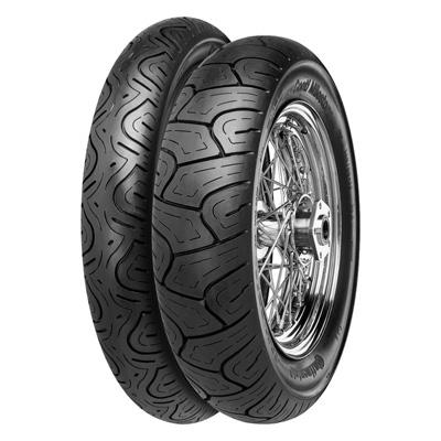 Modern custom tyre, developed for cruisers and heavy-weight tourers., Moderner Custom-Reifen entwickelt für Cruiser und schwere Tourenmotorräder.,