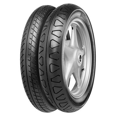 Specially developed tyre for sport classics., Speziell entwickelter Reifen für sportliche Youngtimer.,