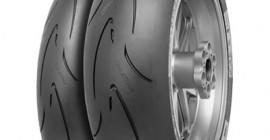 Street race tyre: translates the race performance to the road., Straßen-Rennreifen: Bringt die Rennstrecken-Performance auf die Straße.,