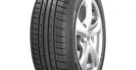 SP Sport Fastresponse, Tire shot - 3/4 view.