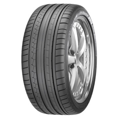 SP Sport Maxx GT, Tire shot - 3/4 view, tire size: 255-35 ZR 19